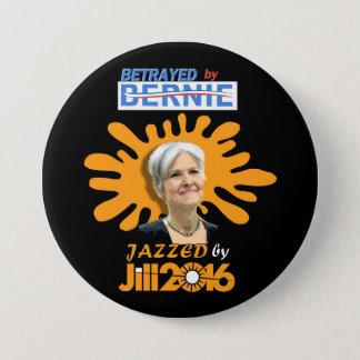 Betrayed by Bernie? Button