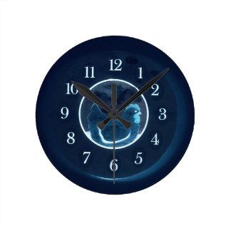 Betsy azul reloj