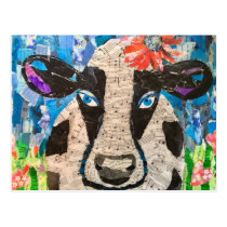 Betsy Blue Eyes Postcard