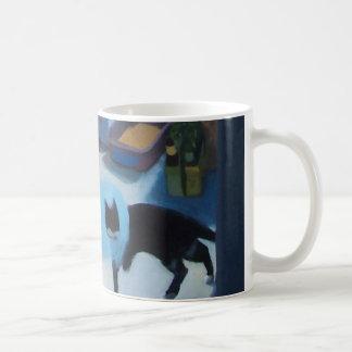 Betsy Cat Mug with Options