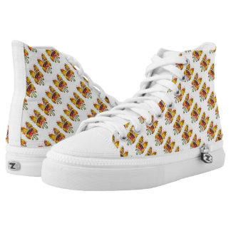 Betsy Custom Zipz High Top Shoes