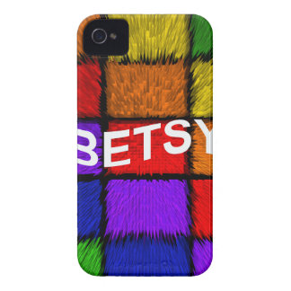 BETSY iPhone 4 COVER