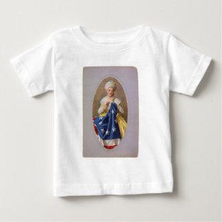 Betsy Ross, c1908, G. Liebscher Baby T-Shirt