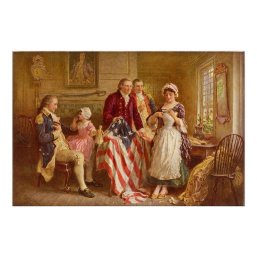 Breathtaking image with betsy ross printable pictures