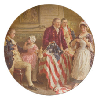 Betsy Ross Collector's Plate