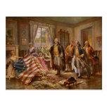 Betsy Ross Postales