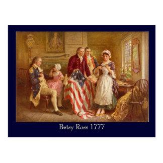 Betsy Ross Postcard