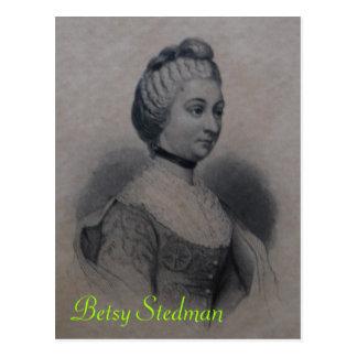 Betsy Stedman Postcard
