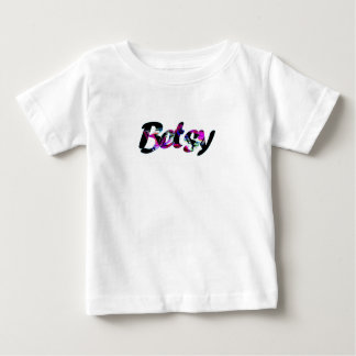 Betsy's t-shirt