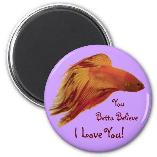 Betta - ámele imán