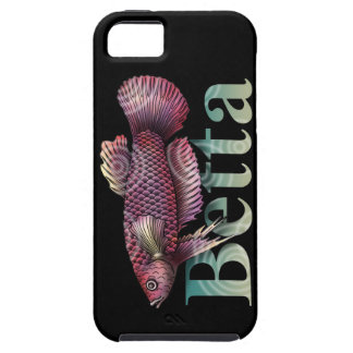 Betta iPhone 5 Case