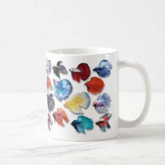 Betta Coffee Mug