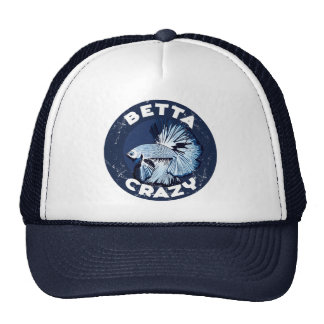 Betta Crazy Trucker Hat