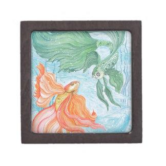 Betta Dance Jewelry Box