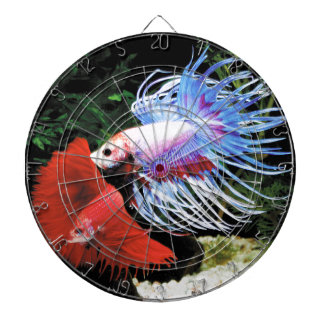 Betta Dartboard With Darts