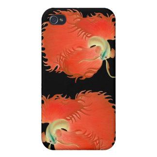 Betta Fighting Fish Customizable Speck Case