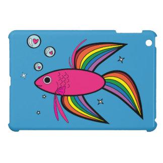 Betta Fish iPad Mini Cover