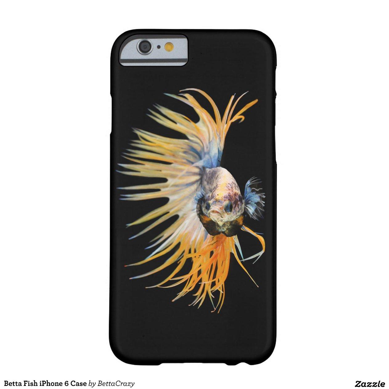Betta Fish iPhone 6 Case Betta Fish