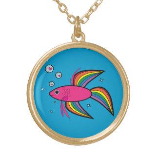 Betta Fish Necklace