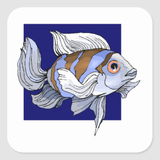 Betta Fish Stickers