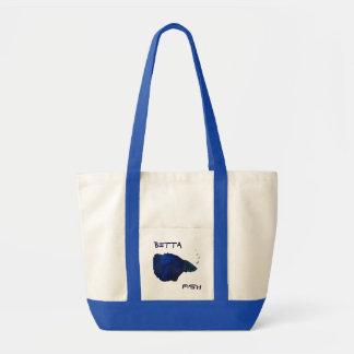 Betta Fish Tote Impulse Tote Bag