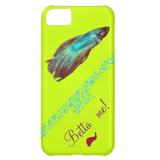 Betta Me! Cover For iPhone 5C