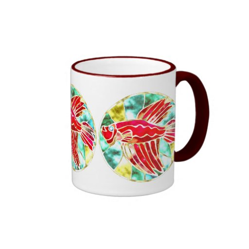 Betta Ringer Coffee Mug