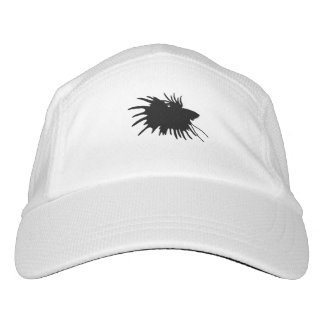 Betta Silhouette Love Siamese Fighting Fish Hat