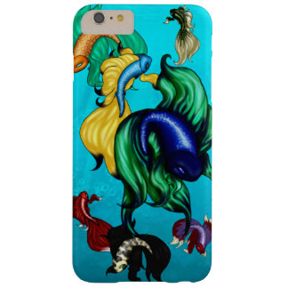 Betta Splendens! Barely There iPhone 6 Plus Case