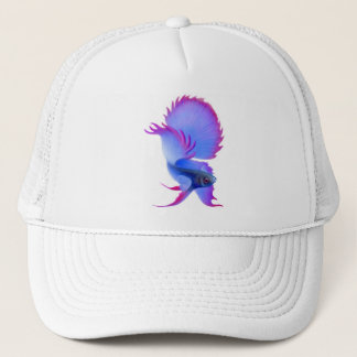 Betta Splendens Fish Hat