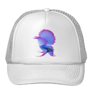 Betta Splendens Fish Hat
