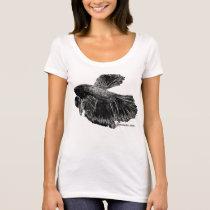 Betta Splendens Tshirt