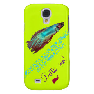 ¡Betta yo! Funda Para Galaxy S4
