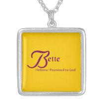 Bette Necklace