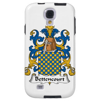 Bettencourt Family Crest Galaxy S4 Case