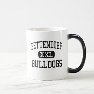 Bettendorf - dogos - alto - Bettendorf Iowa Taza De Café