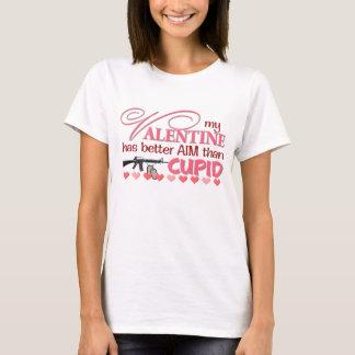 Better Aim Than Cupid T-Shirt