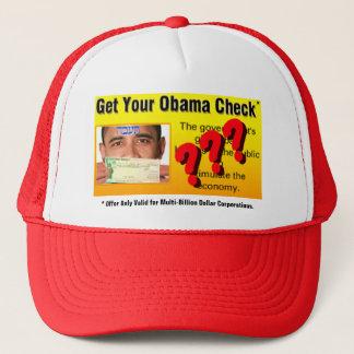 Better Check Obama Trucker Hat