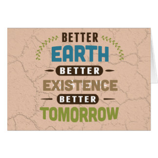 Better earth card