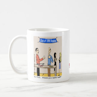 """Better Half"" Coffee Mug"