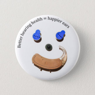 Better hearing health = happier ears button
