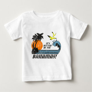 Better in Bahamas Faded Shirt