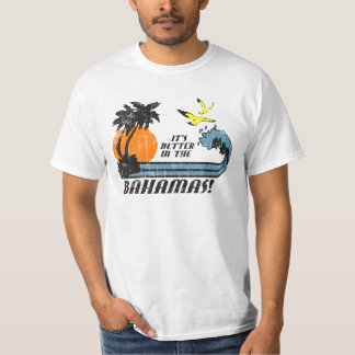 Better in Bahamas Faded T-Shirt