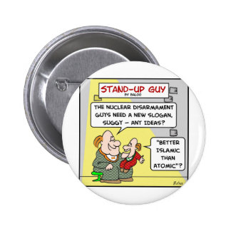 better islamic than atomic 2 inch round button
