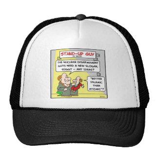 better islamic than atomic trucker hat