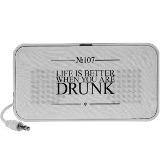 Better Life Drunk PC Speakers