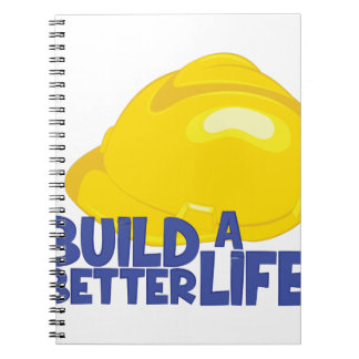 Better Life Spiral Notebook