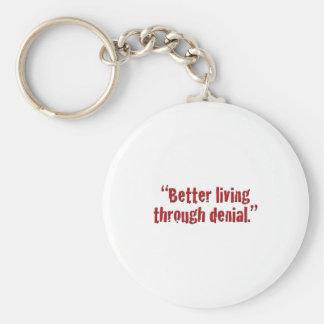 Better living... keychain
