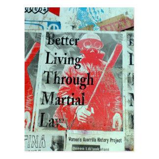 Better Living Postcard
