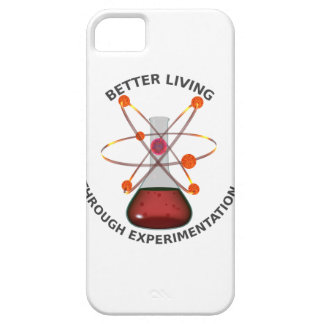 Better Living Through Experimentation iPhone 5 Case